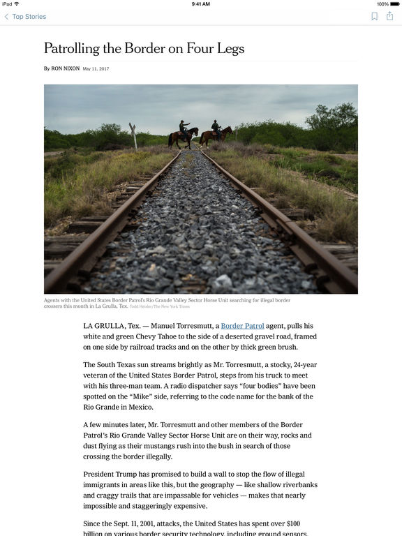 Screenshots for NYTimes – Breaking Politics, National & World News