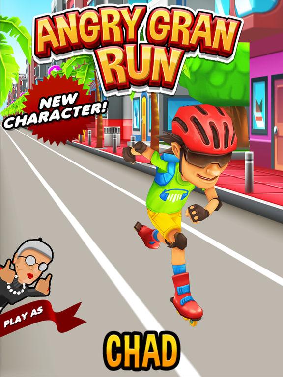 Angry Gran Run screenshot 7