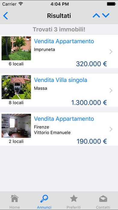 Casa Castelfranco screenshot 3