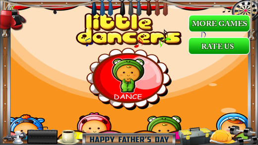 Little Dancers Pro Screenshots