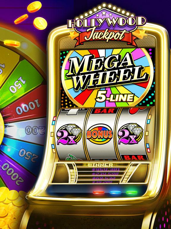 Hollywood Jackpot Slots - Las Vegas Slots Casinoscreeshot 2