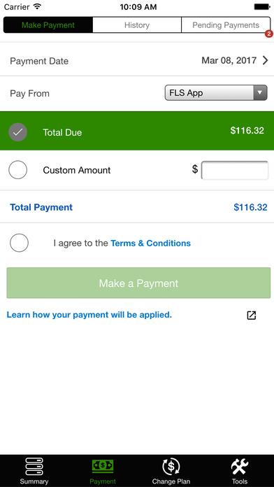 FedLoan Student Loans screenshot 3