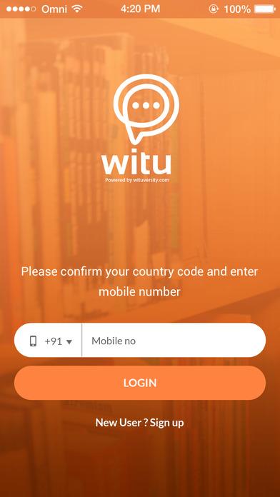 Witu screenshot