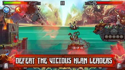 Viking Raids screenshot 4
