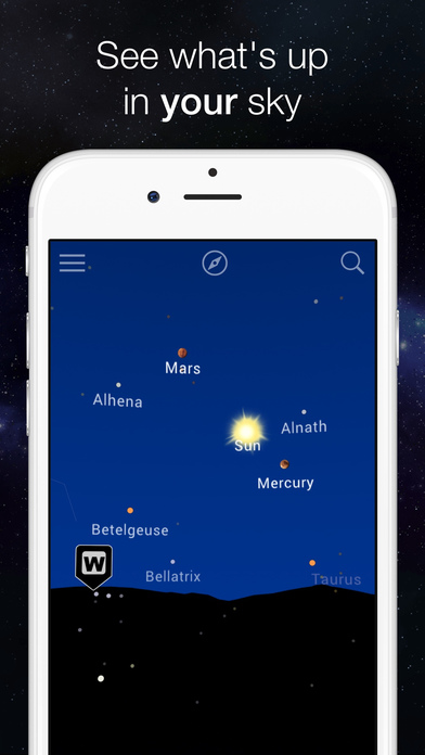 Starglobe: Discover the night sky Screenshots