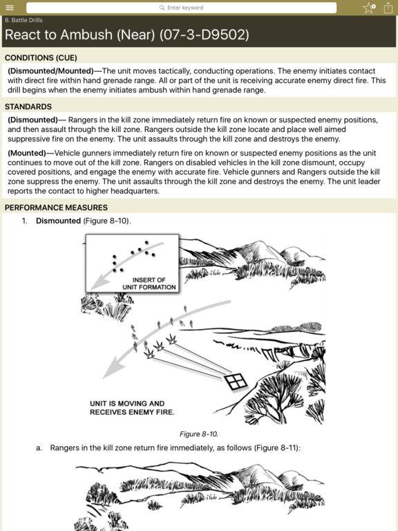 army ranger handbook 2017