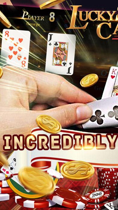Screenshot 1 Lucky Star Casino–Vegas Slot Machines &Poker Games