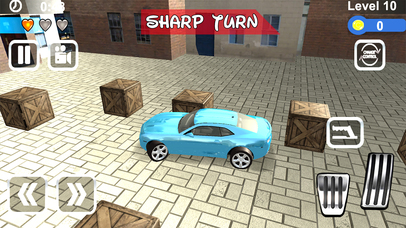 Super Car Parking Adventure Pro screenshot 5