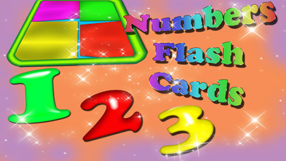 Numbers Memory Flash Cards Game screenshot 1