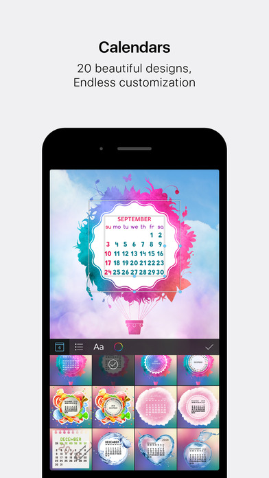 Screenshots of Magic Screen - Customize your Lock & Home Screen Wallpaper for iPhone