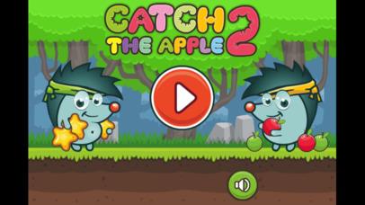 小刺猬吃苹果 screenshot