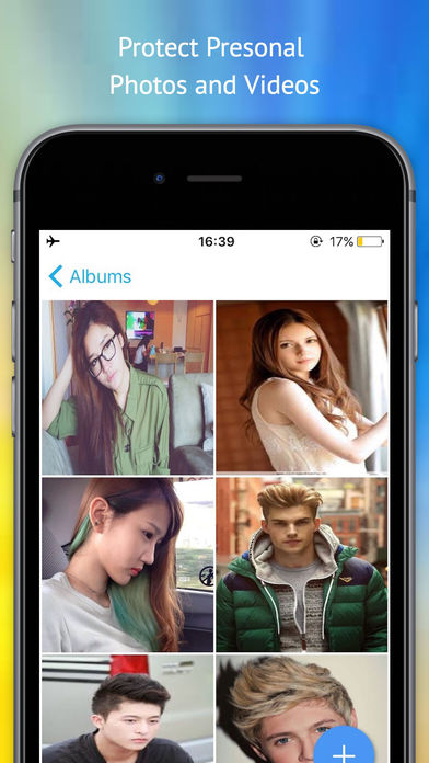 QuickPic Gallery - Hide Photo, Pics & Video Screenshot
