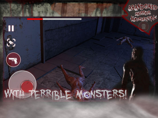 Abandoned Horror Hospital 3D screenshot 6