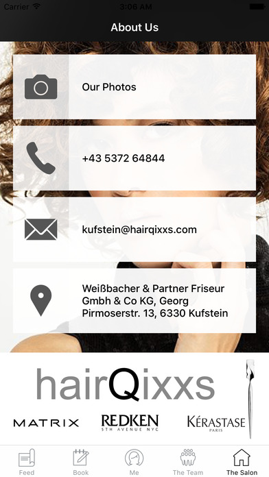 hairQixxs Kufstein screenshot