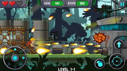 Metal Shooter screenshot 2