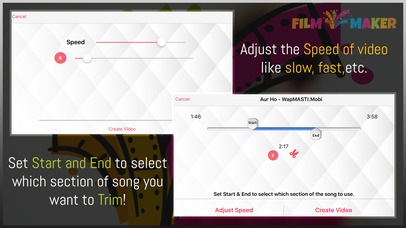 Video Filmmaker screenshot 1