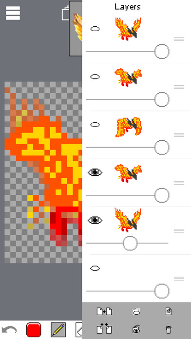 Sprite Creator - Pixel Art Maker Screenshots