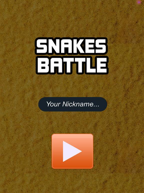 Snakes Battle Game screenshot 4