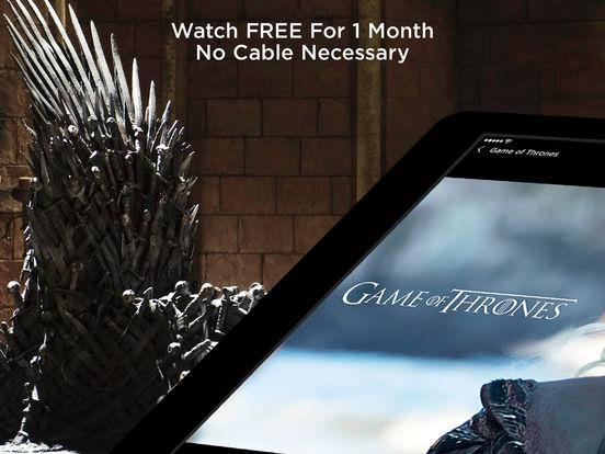 HBO NOW: Stream original series, hit movies & more iPad