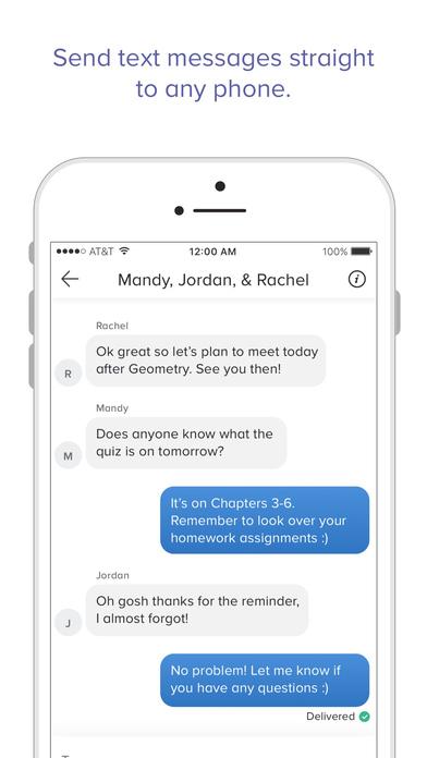 Remind: Fast, Efficient School Messaging screenshot