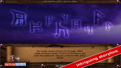 Runes of Avalon HD screenshot 4