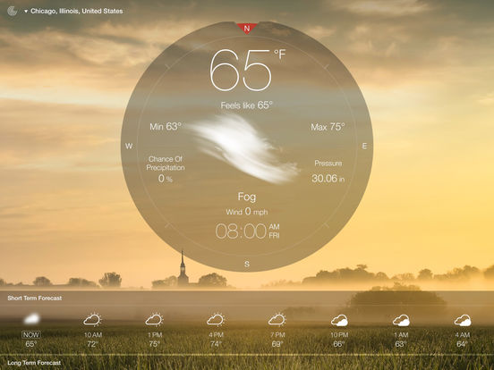 Weather Live Reloaded screenshot 8