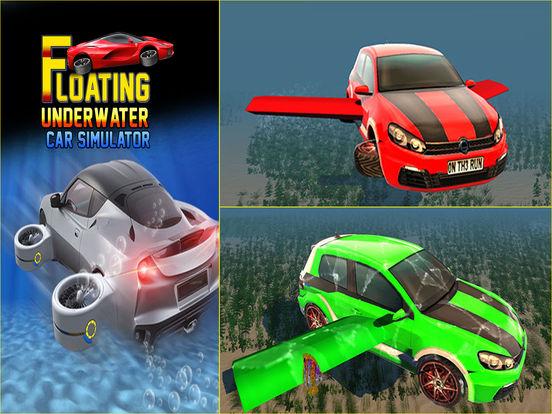 app shopper floating underwater car simulator games. Black Bedroom Furniture Sets. Home Design Ideas