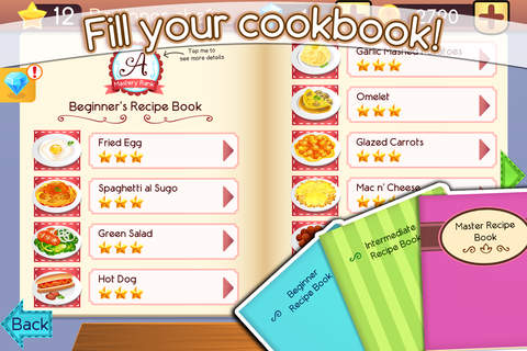 Cookbook Master - Kitchen Chef & Food Maker Game screenshot 4