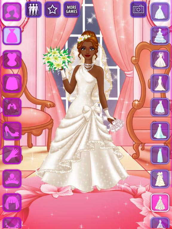 App Shopper Wedding Dress Up Games