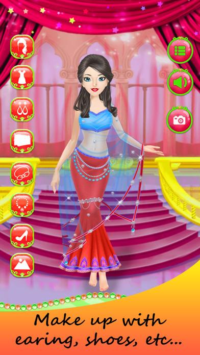 Princess Bride Ballerina Dress Up Girl screenshot 3