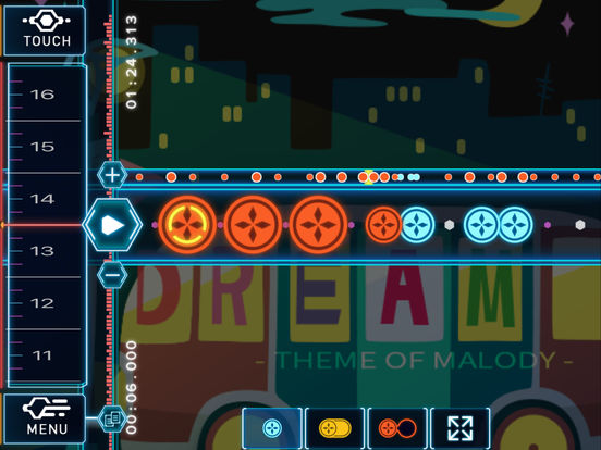 Malody - The ultimate music game simulator Screenshots