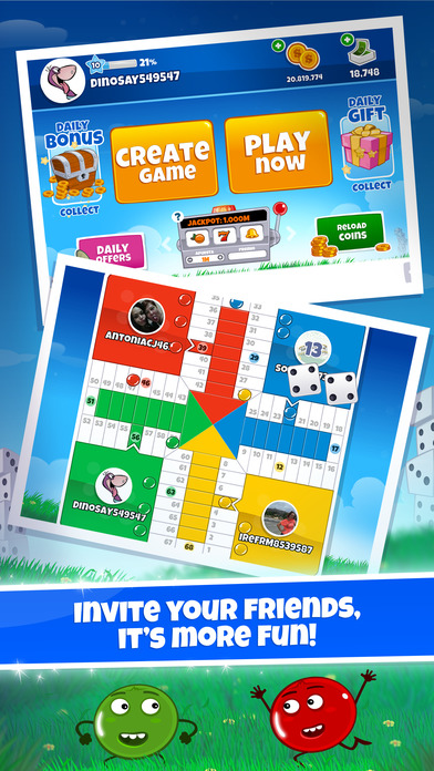 app shopper parcheesi by playspace games. Black Bedroom Furniture Sets. Home Design Ideas