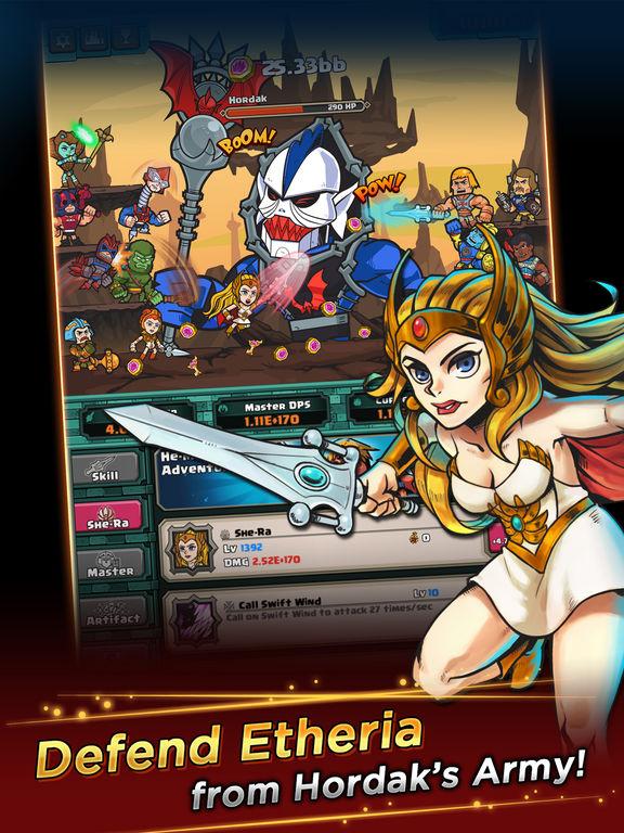 He-Man™ Tappers of Grayskull™screeshot 2