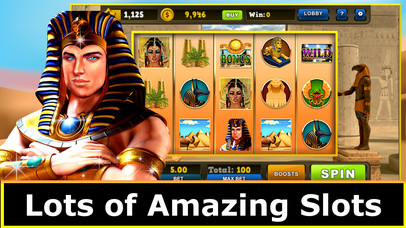 Screenshot 2 Slots — Fortunes of Luxor Egypt Jackpot Casino