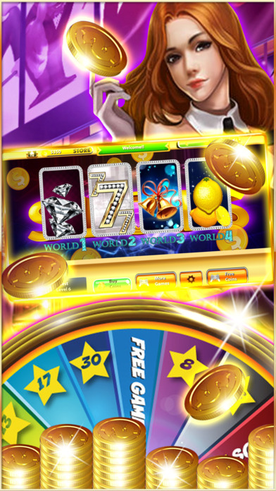 Screenshot 5 Slots — American Black Diamond Casino In Las Vegas