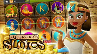 Screenshot 1 Slots — Egypt Multiline Reels