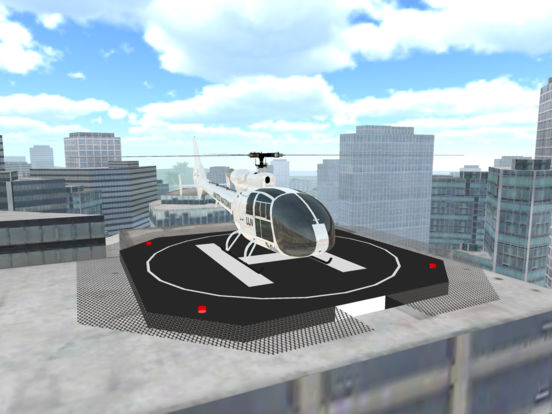 Police Helicopter Simulator: City Flying screenshot 7