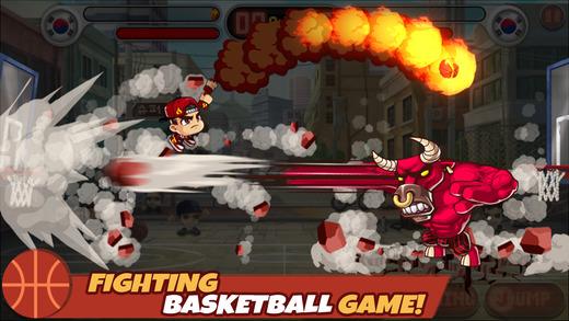 Head Basketball Screenshot