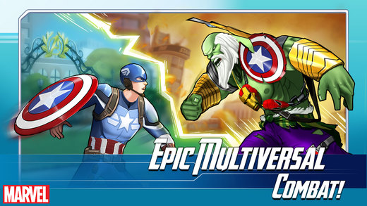 MARVEL Avengers Academy Screenshots