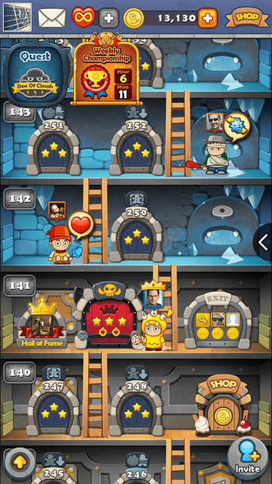 Monster Busters screenshot 3