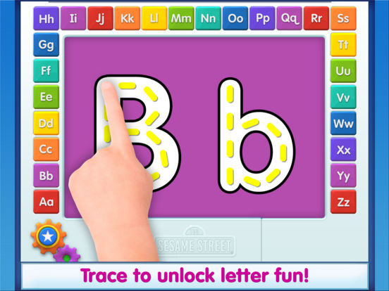 Elmo Loves ABCs для iPad