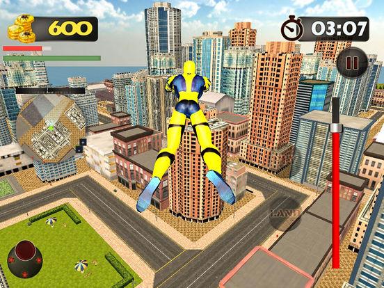 Strange Spider Hero Avenger screenshot 4