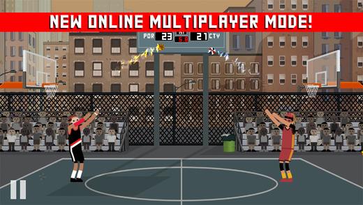 Hardwood Rivals Screenshot