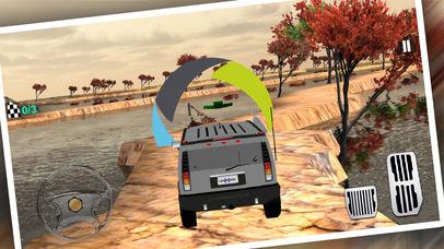 Uphill 4x4 Jeep Driving 3d screenshot 5
