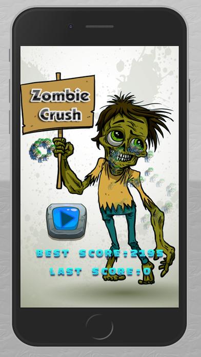 Zombie Line Crush screenshot 1