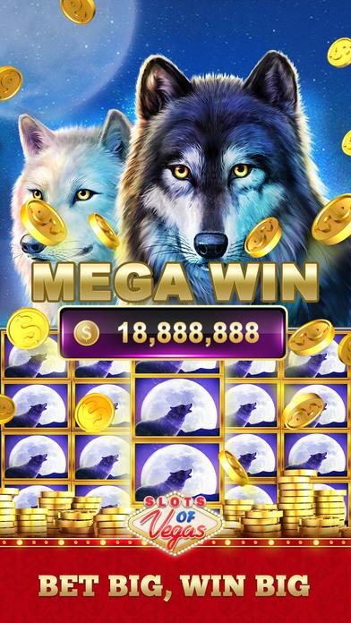 Screenshot 3 Slots of Vegas — Real Vegas Slot Machines