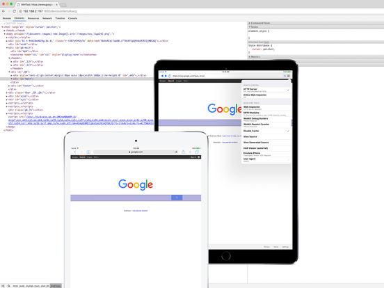MIHTool Pro - Web Debugger Screenshots