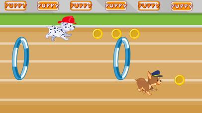 Paw Little Pups Race screenshot 1