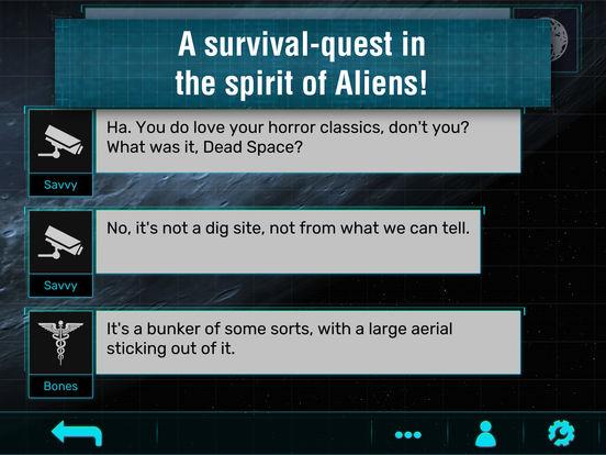 Screenshot #1 for Survival-quest ZARYA-1 STATION