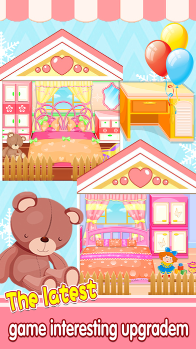 Real Princess Doll House Decoration Game App Download Android Apk